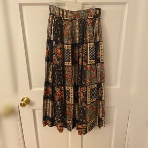 Vintage Retro Guess by Georges Marciano Maxi Skirt